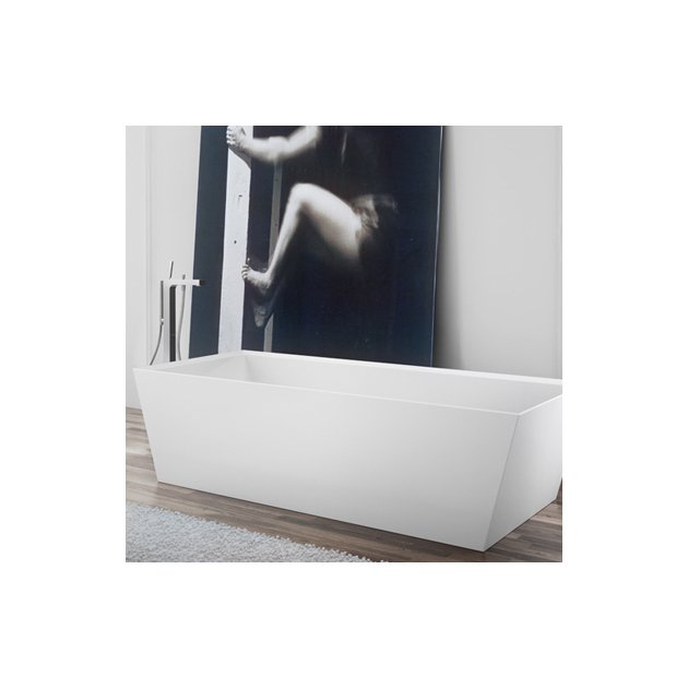 Pomd'or Unique - Freestanding Solid Surface Bathtub