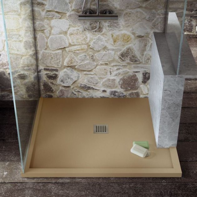 Silex Drain - Gel Coat Raised Shower Tray