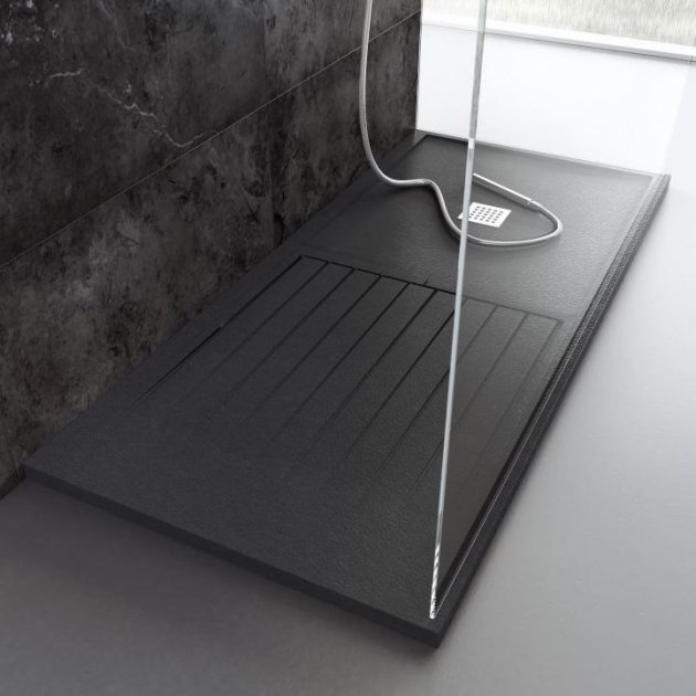 Silex Mixto - Gel Coat Ultra Slim Shower Tray