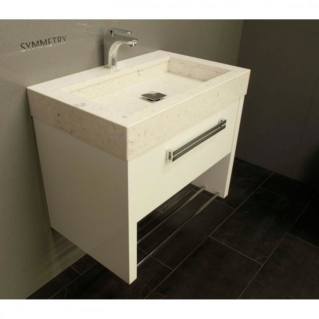 Symmetry - Silestone Counter Top Washbasin