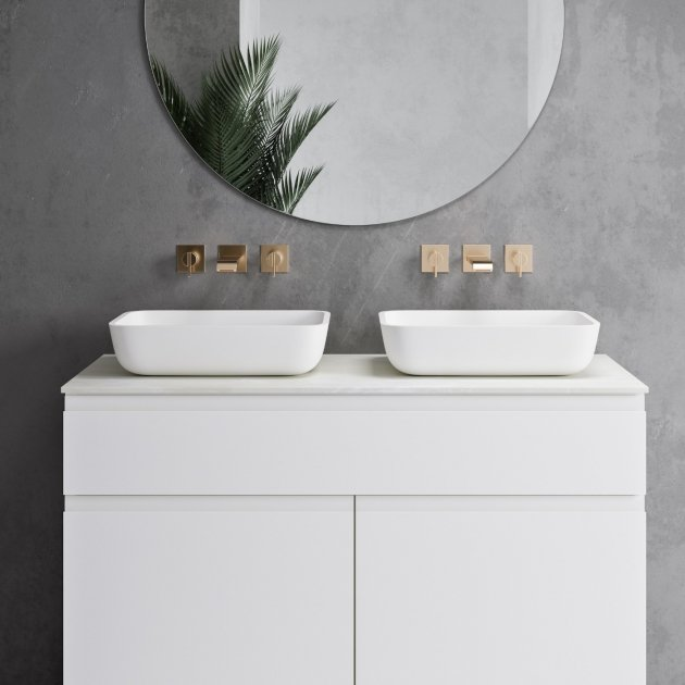 Toronto - Corian® Counter Top Washbasin