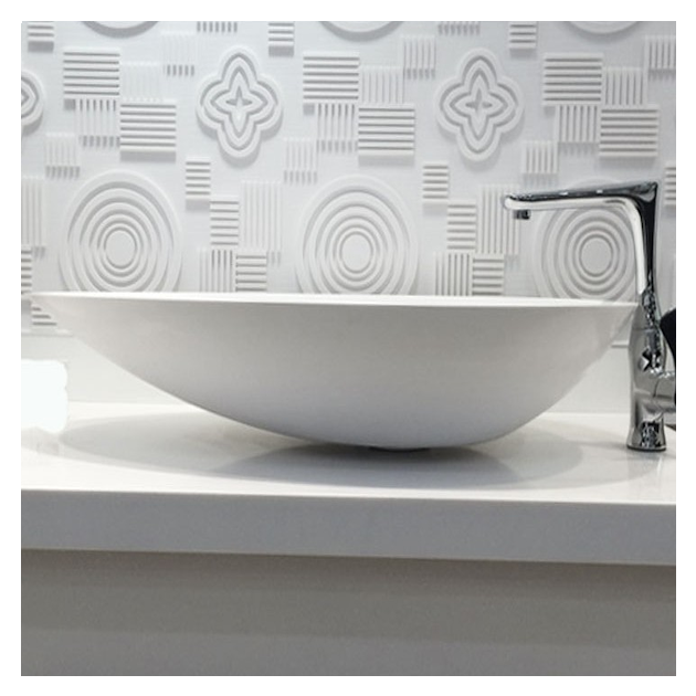 Toulouse - Solid Surface Counter Top Washbasin