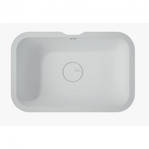 Urban Afluent - DuPont™ Corian® Wall Mounted Washbasin