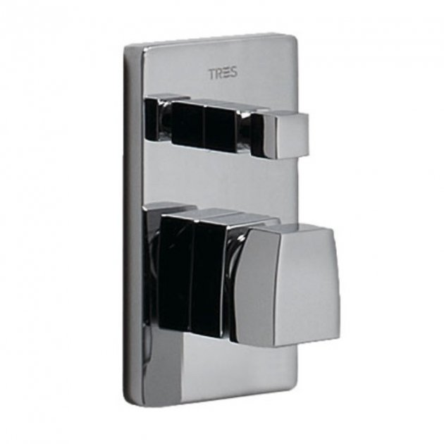 Wall Mounted Single Lever Shower Tap -