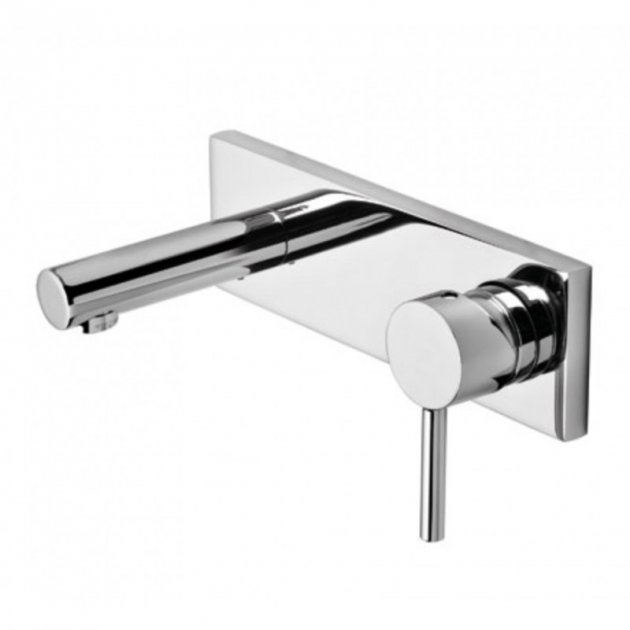 Wall Mounted Single Lever Washbasin Tap - 06220001