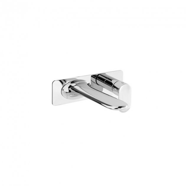 Wall Mounted Single Lever Washbasin Tap - 112 23 001