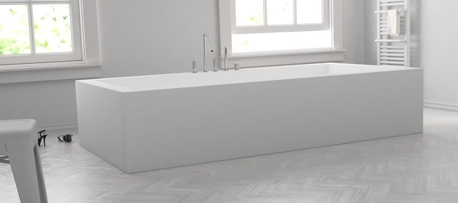 Corian Bathtub