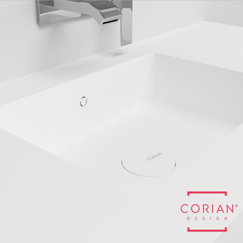 Corian® Washbasins