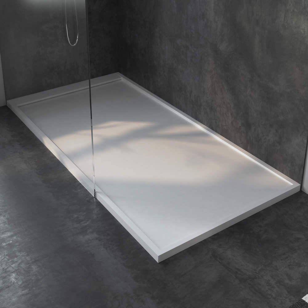 Raised Shower Trays