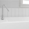 B-Flat - Built-in DuPont™ Corian® Bathtub