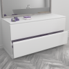 Modulo - Freestanding MDF Bathroom Cabinet
