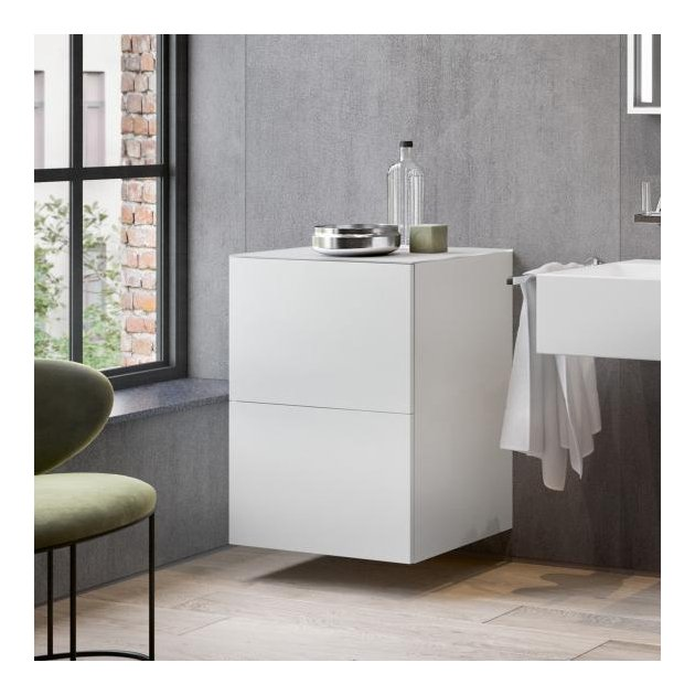 Bathroom Cabinet with 2 pull-out compartments Keuco Edition 90 - 39035