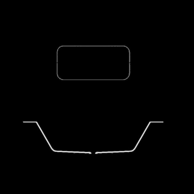 Delight 8410 - Built-in DuPont™ Corian® Bathtub