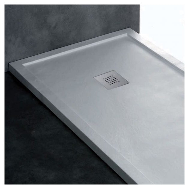 Borderd - Gel Coat Raised Shower Tray