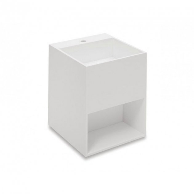 Brest - Solid Surface Wall Mounted Washbasin