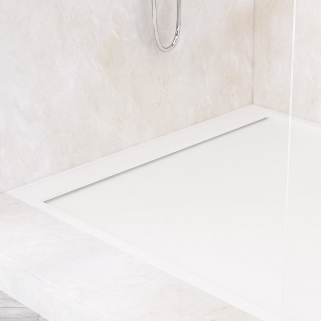 Bruxelles - DuPont™ Corian® Raised Shower Tray