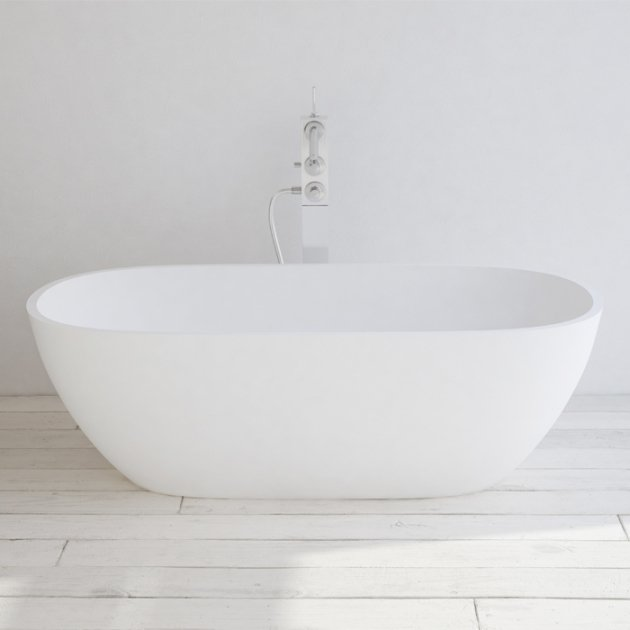 Corsica - Freestanding Solid Surface Bathtub