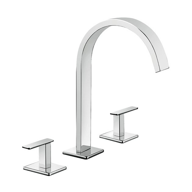 Deck Mounted Bathtub Tap - 38.1251.5