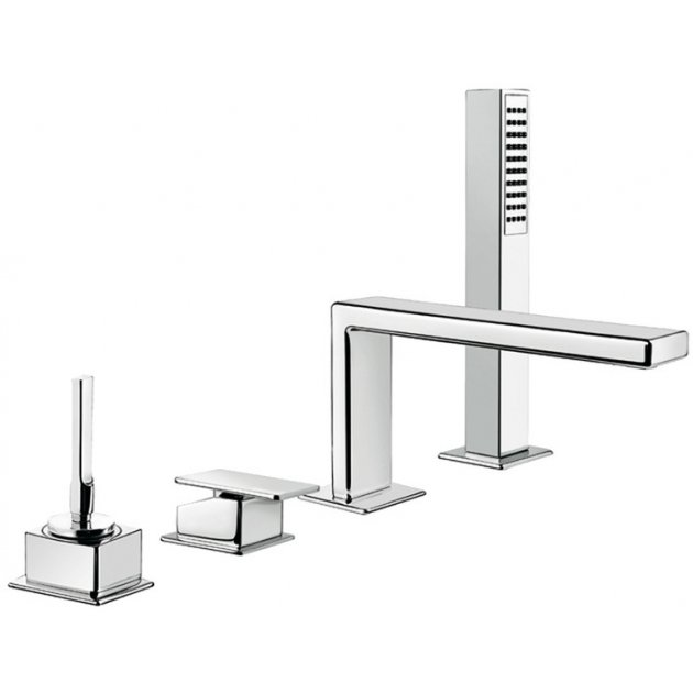 Deck Mounted Bathtub Tap - 86.4850.2