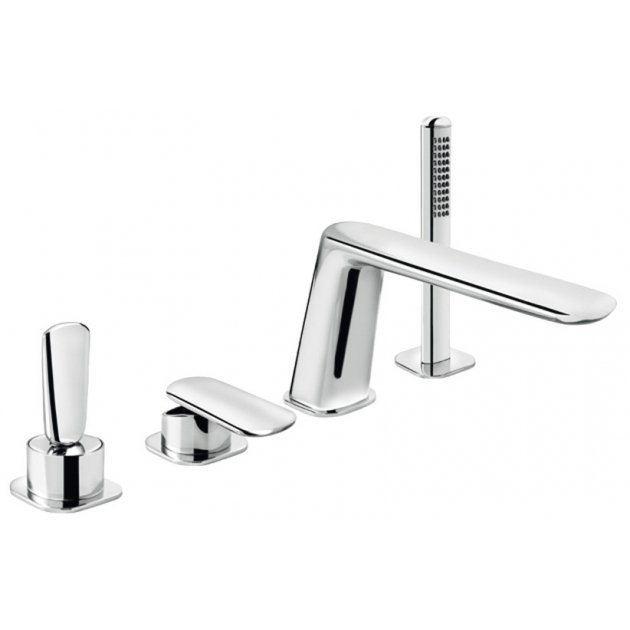 Deck Mounted Bathtub Tap - 89.4856.2