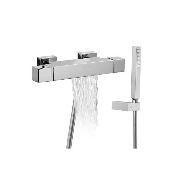 Wall Mounted Single Lever Bathtub Tap - 107174