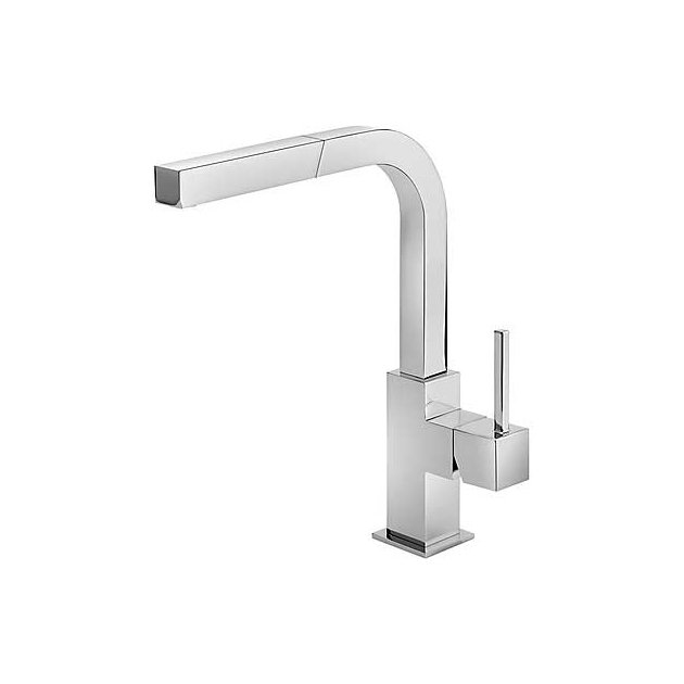 Deck Mounted Single Lever Kitchen Tap - 106437