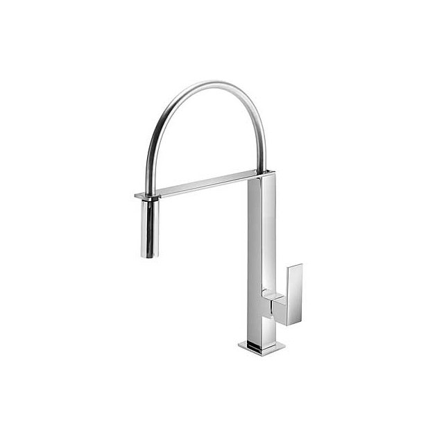 Deck Mounted Single Lever Kitchen Tap - 106487