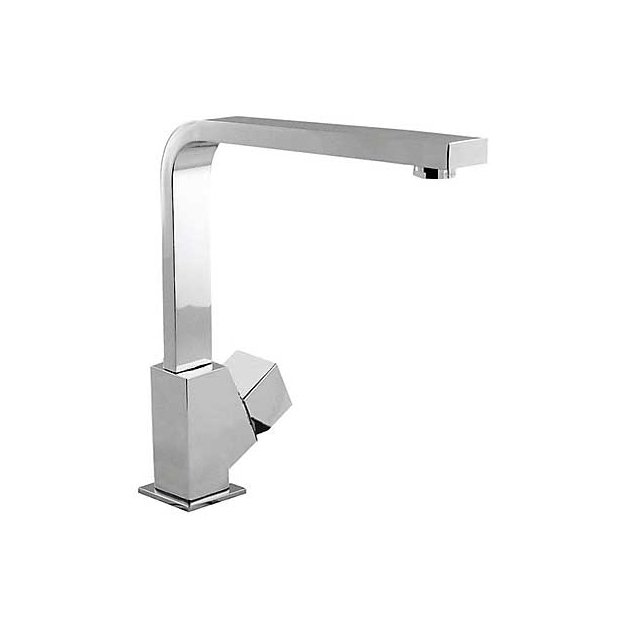 Deck Mounted Single Lever Kitchen Tap - 107440