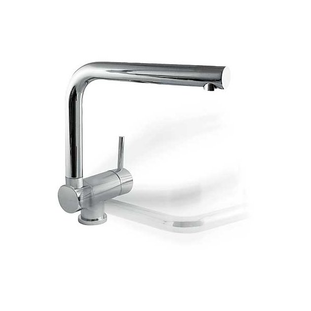 Deck Mounted Single Lever Kitchen Tap - 130335