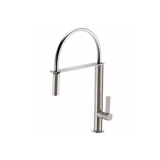 Deck Mounted Single Lever Kitchen Tap - 20548701AC