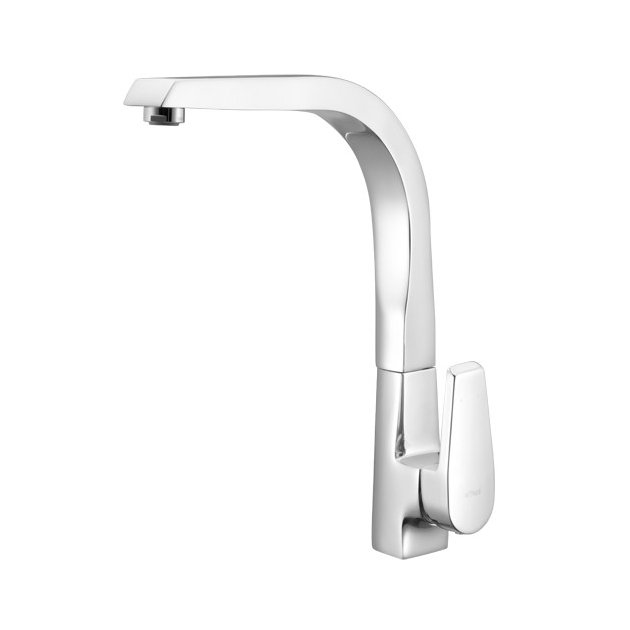Deck Mounted Single Lever Kitchen Tap - 30165