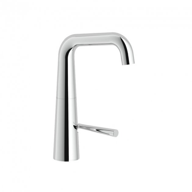 Deck Mounted Single Lever Washbasin Tap -