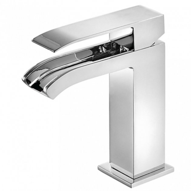 Deck Mounted Single Lever Washbasin Tap - 00611001