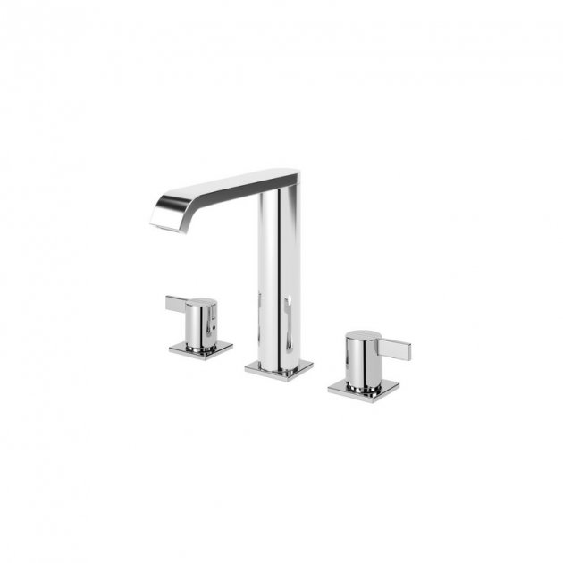 Deck Mounted Single Lever Washbasin Tap - 168.25.0011