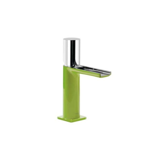 Deck Mounted Single Lever Washbasin Tap - 20011002