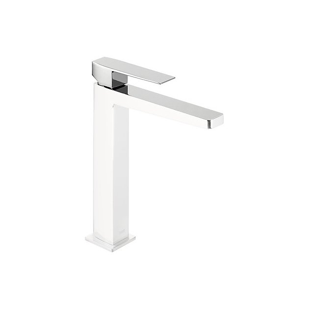 Deck Mounted Single Lever Washbasin Tap - 20210303BLD
