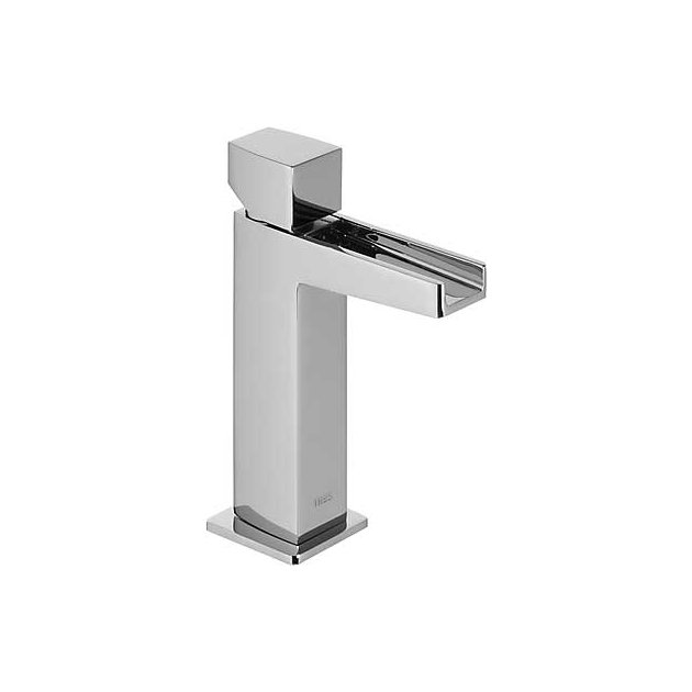Deck Mounted Single Lever Washbasin Tap - 20211002