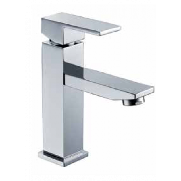 Deck Mounted Single Lever Washbasin Tap - 3004