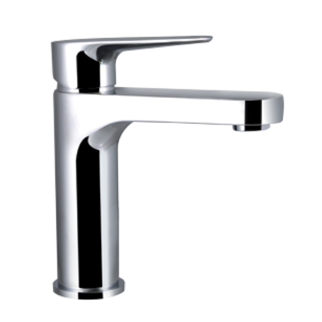 Deck Mounted Single Lever Washbasin Tap - 3040