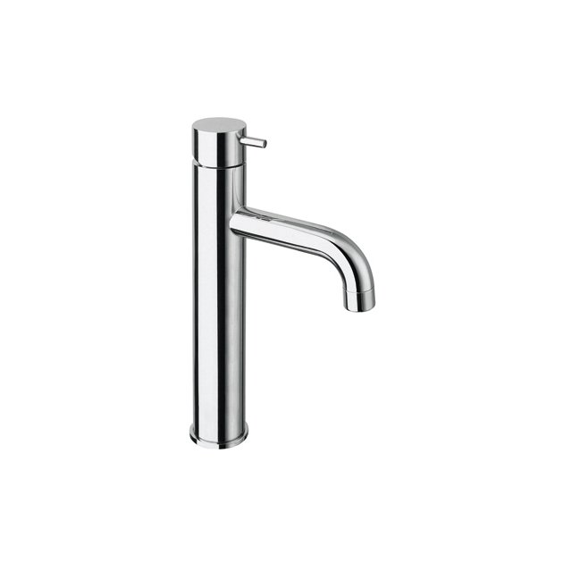 Deck Mounted Single Lever Washbasin Tap - TV227