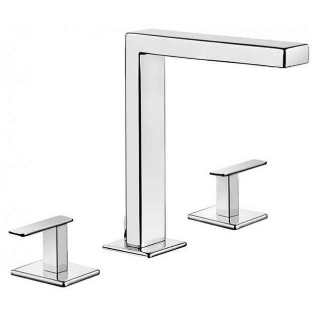 Deck Mounted Washbasin Tap - 38.1250.5
