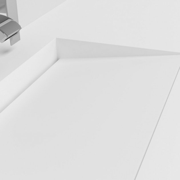 Tennessee - DuPont™ Corian® Vanity Top