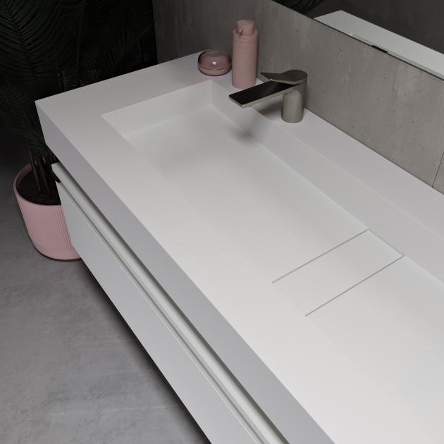 Area - Lavabo sospeso DuPont™ Corian®