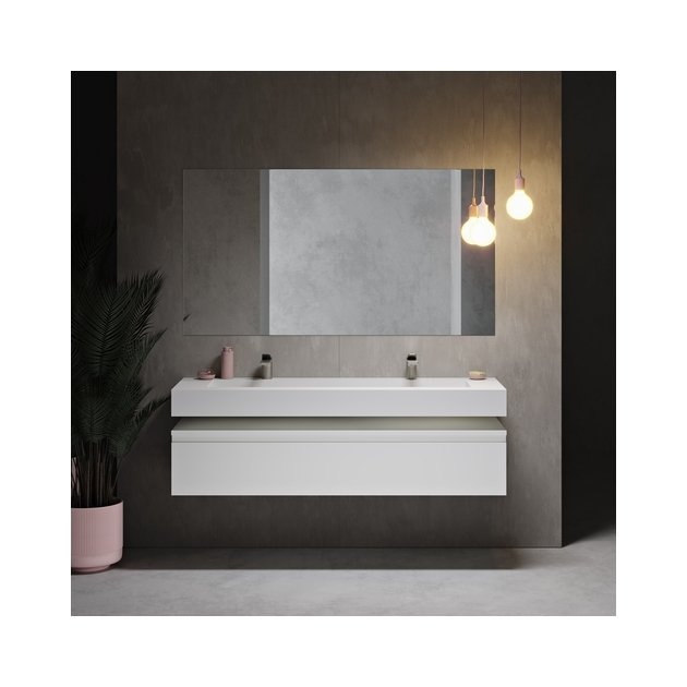 Area - DuPont™ Corian® Wall Mounted Washbasin