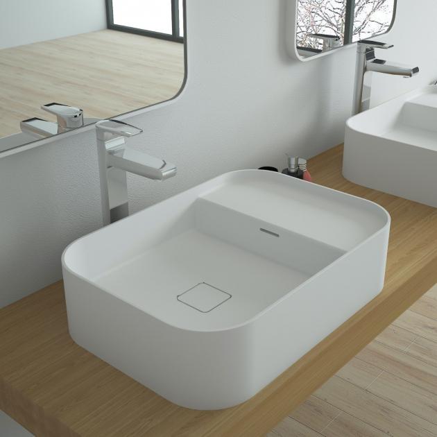 Juvenna - Solid Surface Countertop Washbasin