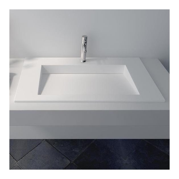 Lily - Solid Surface Vanity Top