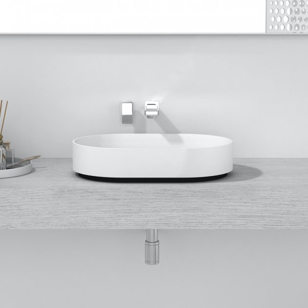 Magnolia - Solid Surface Counter Top Washbasin