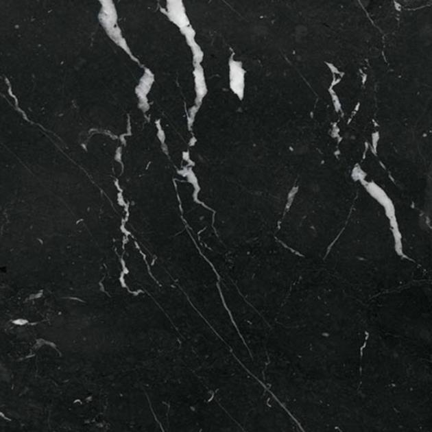 Marquina C2 - Lavabo doppio sospeso in marmo