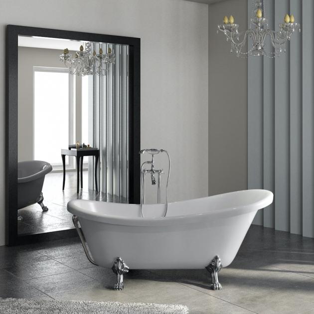Marquise - Freestanding Acrylic Bathtub 176cm