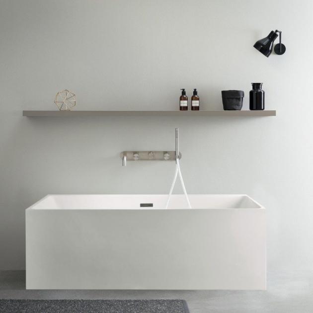 Melbourne - Freestanding Acrylic Bathtub 150cm